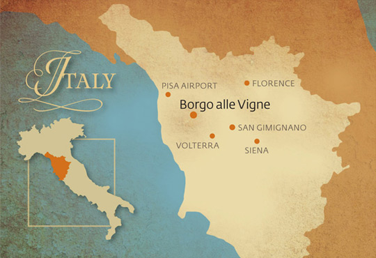 Hilton Grand Vacations Club at Borgo alle Vigne