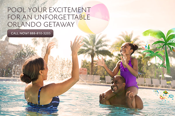 Hilton Grand Vacations Club Orlando Getaway